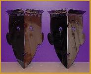 [Grossbild Hagenauer Maskenpaar #4]