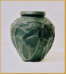 [Grossbild Schwarze Vase Sauterelle #3]
