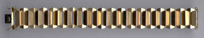 [Grossbild Gold Armband #9]