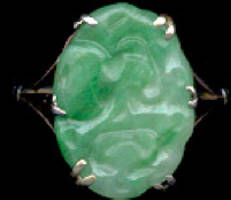 [Grossbild Jade Ring #10]