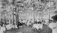 [Grossbild Restaurant in New York, 1910]